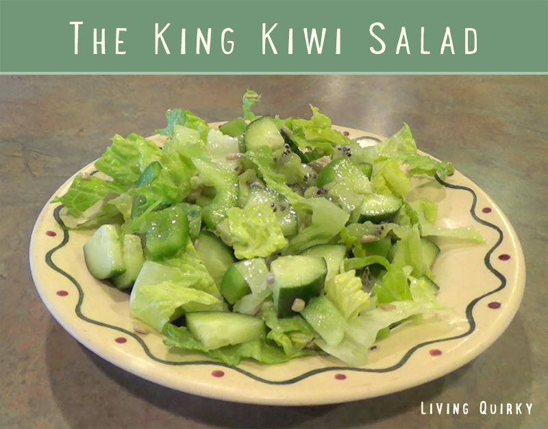 The King Kiwi Salad