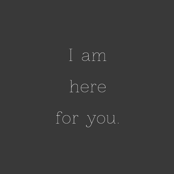 here-for-you